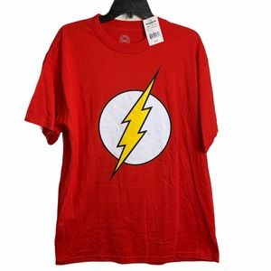 The Flash T-Shirt Sz L NWT